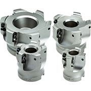 Indexable Carbide Shell Mills
