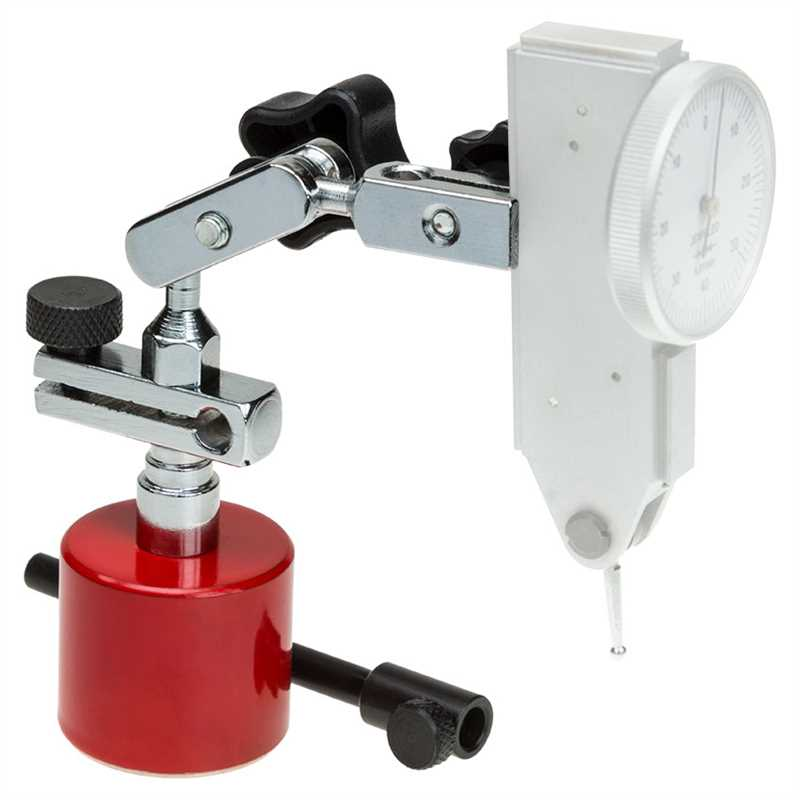 Mini Magnetic Stand Round - 12kg Pull