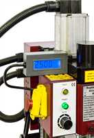 SX2 PLUS Mill with Digital Speed Display fitted