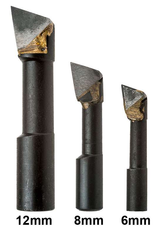 Carbide Tipped Boring Cutters
