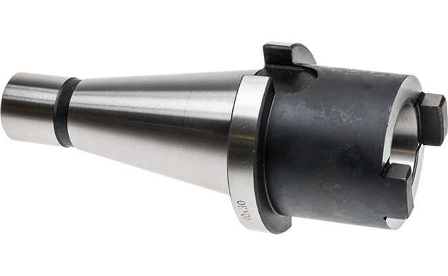 ISO40 to ISO30 taper adaptor