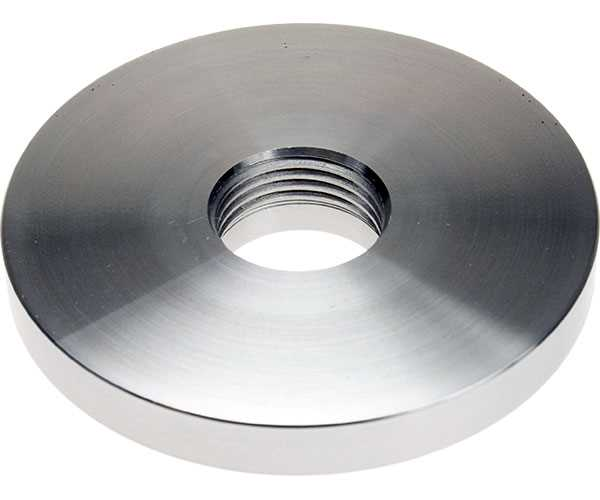 """5"""" Backplate suitable for Boxford, Atlas, Viceroy and Southbend lathes"""