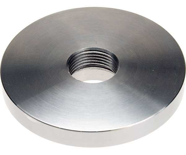 """Plain 4"""" Backplate suitable for Myford lathes"""
