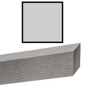 HSS Toolbits - Square Section - Metric