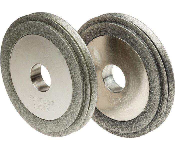 EMG SDC Diamond and CBN Grinding Wheels