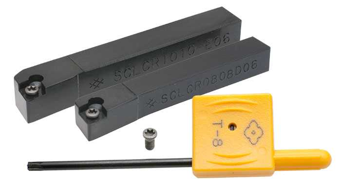 Sumitomo SCLC-R 95° Turning Toolholders