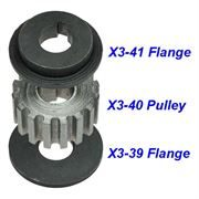 Motor Pulley Assembly (OLD Style)