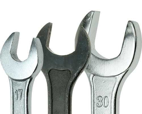 Metric Open Ended Collet Spanners
