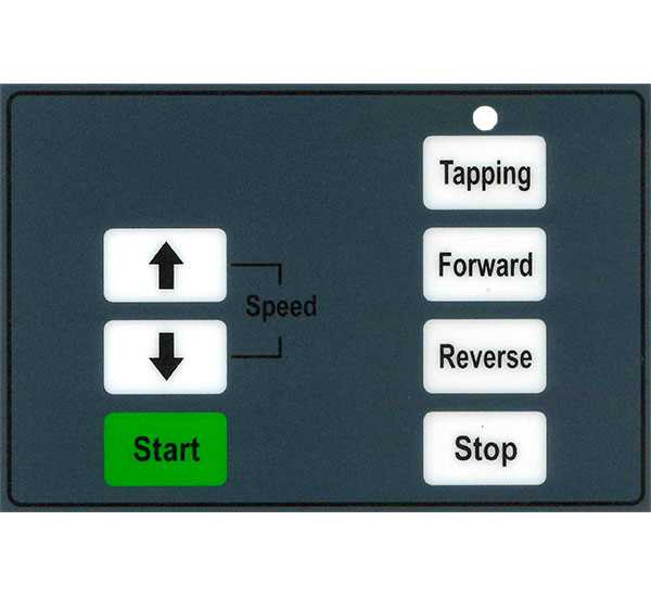 SX3-27 Touch Panel Overlay