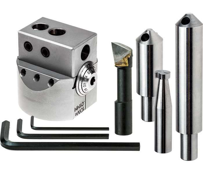 62mm Boring Head and Tool Set