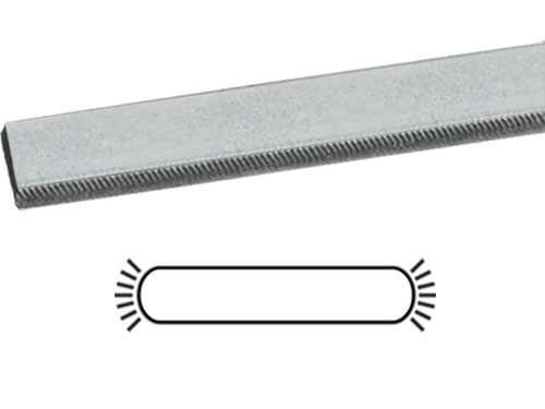 Joint Round Edge Needle Files - Close up