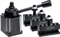 Model 111 Quick Change Tool Post with 3 Slim Tool Holders