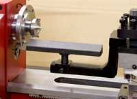 C3 Wood Tool Rest with Centre
