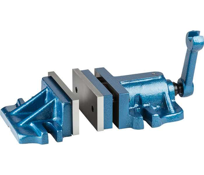 """Two Piece Milling Vice 6"""""""