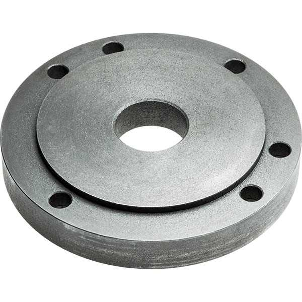 SC4 125mm Backplate for 3 & 4 Jaw Chucks