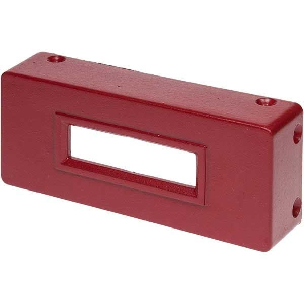 SX3-49 Plastic Cover - Spindle Speed Readout