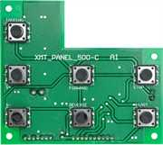 SX2.7.6-3 Touch Panel PCB