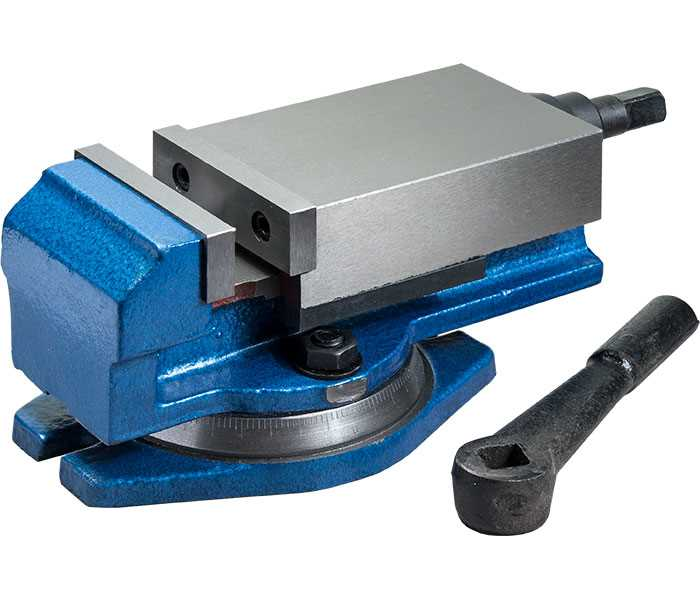 80mm Radial Milling Vice