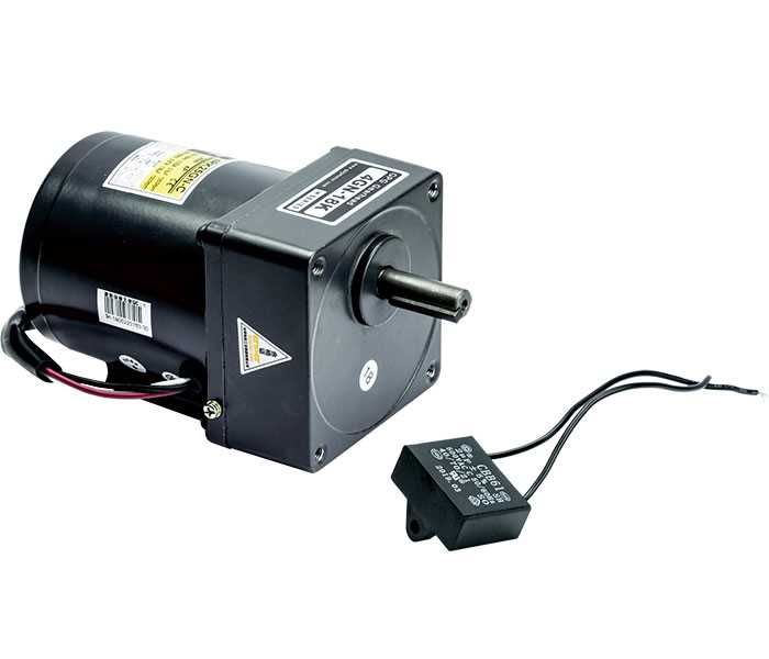 SX3.5.2B-22 Induction Motor with Gearbox